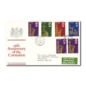 1978 Coronation - Buckingham Palace CDS