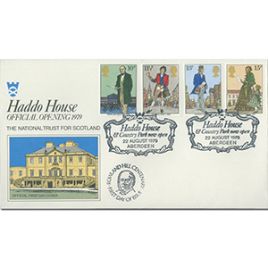 1979 Rowland Hill - Haddo House Official