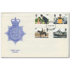 1979 Metropolitan Police Lincolnshire Police, Lincoln F.D.I.