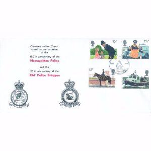 1979 Metropolitan Police & R.A.F. Police Bruggen