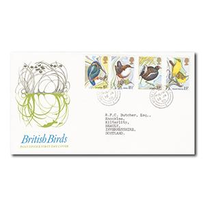 1980 Birds - House of Lords Double-Ring CDS