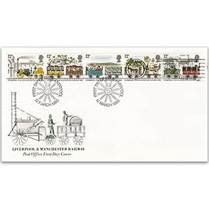1980 Railway 150 Years slogan, Liverpool