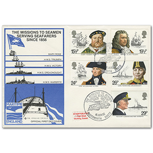 1982 Maritime Missions To Seamen H/S