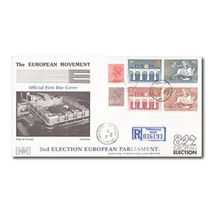 1984 Europa - Mark Cross CDS