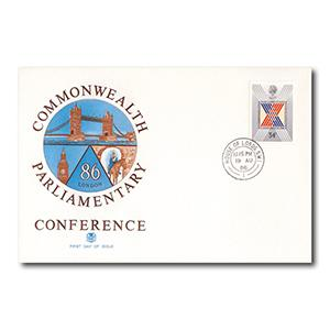 1986 Parliamentary Conference - House of Lords Cancel