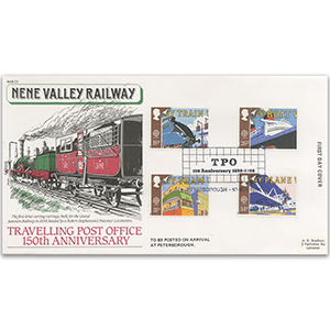 1988 Transport -  Neve Valley Railway Official