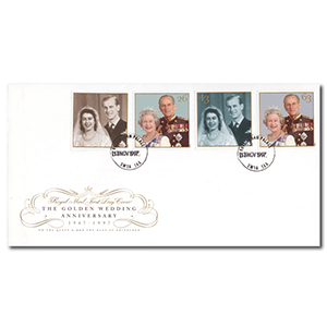1997 Golden Wedding - Buckingham Palace CDS
