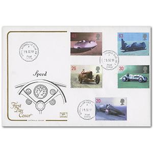 1998 Speed - RAC CDS