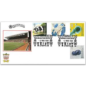 1999 Patients - Dawn Official - Liverpool FC Museum handstamp