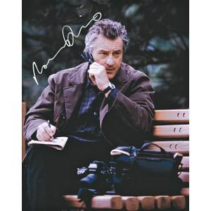Robert De Niro - Autograph - Signed Colour Photograph