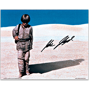 Jake Lloyd - Autograph - Signed Colour Photograph