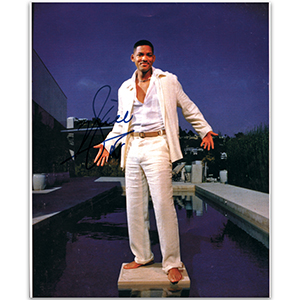 Will Smith - Autograph - Signed Colour Photograph