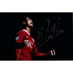 Ronaldo - Autograph - Signed Colour Photograph