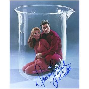 Deanna Lund - Autograph - Signed Colour Photograph