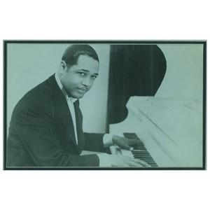 Duke Ellington - Autograph - Signed Photograph