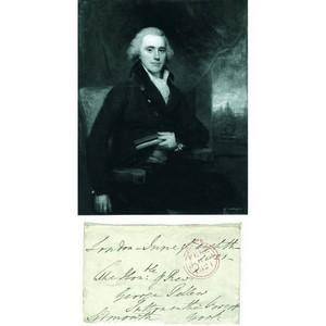 Henry Addington - 1st Viscount - Signature and Portrait