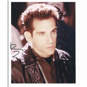 Ben Stiller - Autograph - Signed Colour Photograph