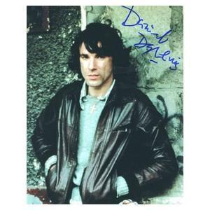 Daniel Day Lewis - Autograph - Signed Photograph