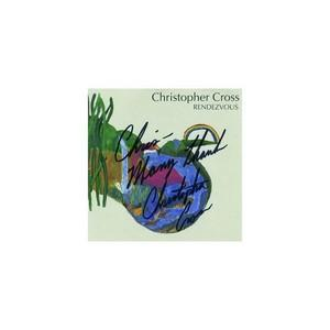 Christopher Cross - Autograph - Signed CD - Renezvous
