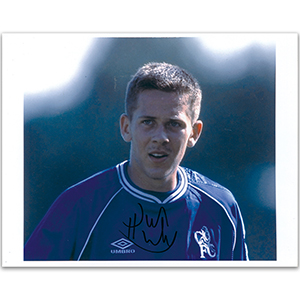 Jon Harley - Autograph - Signed Colour Photograph