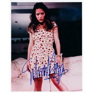 Salma Hayek - Autograph - Signed Colour Photograph