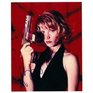 Bridget Fonda - Autograph - Signed Colour Photograph