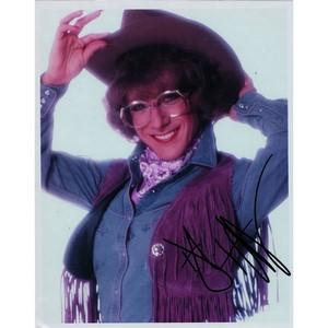Dustin Hoffman - Autograph - Signed Colour Photograph