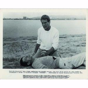 John Hurt - Autograph - Signed Black and White Photograph