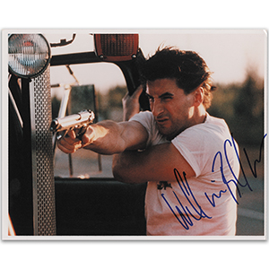 William Baldwin - Autograph - Signed Colour Photograph