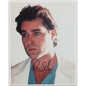 Ray Liotta - Autograph - Signed Colour Photograph