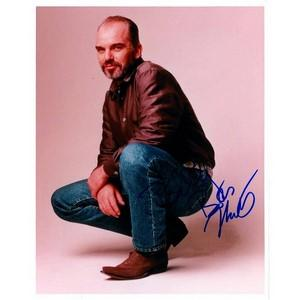 Billy Bob Thornton - Autograph - Signed Colour Photograph