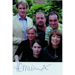 Hermione Norris - Autograph - Signed Colour Photograph