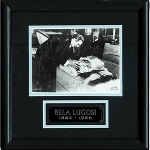 Bela Lugosi (Framed)