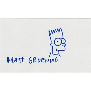 Matt Grning
