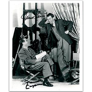 Jackie Stewart & Frank Capra