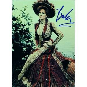 Barbra Streisand (Framed) - Autograph - Signed Colour Photograph