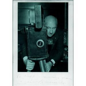 Cecil B. De Mille (Framed)