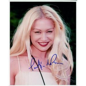 Portia De Rossi - Autograph - Signed Colour Photograph