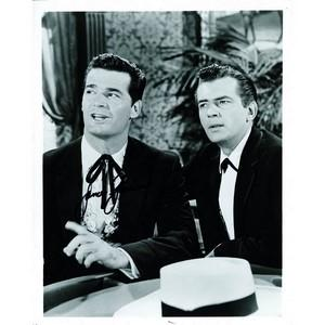 James Garner - Autograph - Signed Black and White Photograph