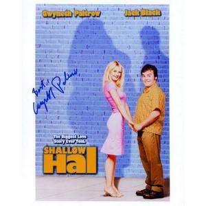 Gwyneth Paltrow - Autograph - Signed Colour Poster
