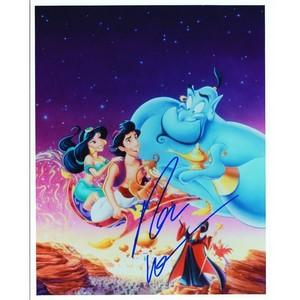 Robin Williams - Autograph - Signed Colour Poster