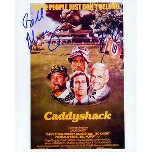 Bill Murray - Autograph - Signed Movie Poster