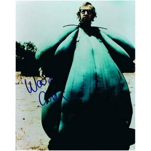 Woody Allen - Autograph - Signed Colour Photograph