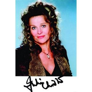 Julie Christie  - Autograph - Signed Colour Photograph