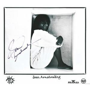 Joan Armatrading - Autograph - Signed Black and White Photograph