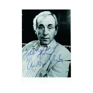 Andrew Sachs - Autograph - Signed Colour Photograph