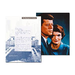 Jaqueline Kennedy - Signature