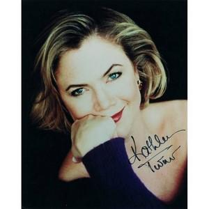 Kathleen Turner - Autograph - Signed Black and White Photograph