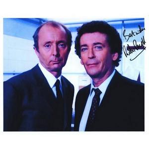 Robert Powell - Autograph - Signed Colour Photograph