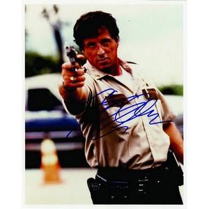 Sylvester Stallone - Autograph - Signed Colour Photograph